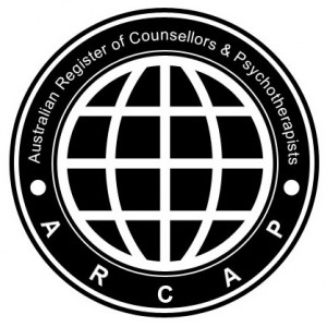Australian Register of Counsellors and Psychotherapists logo